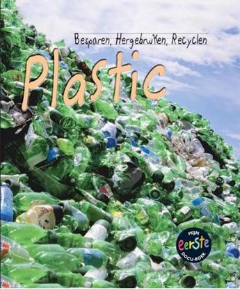 Afbeeldingen van Besparen, hergebruiken, recyclen Plastic