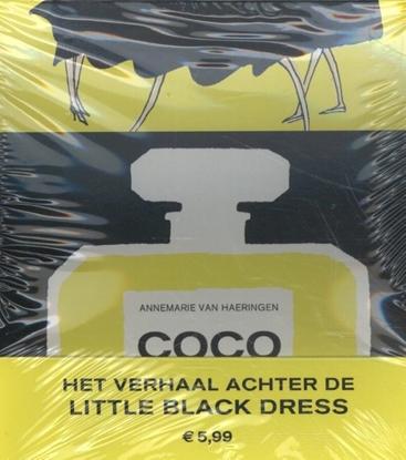 Afbeeldingen van Coco of het kleine zwarte jurkje display 6 ex.