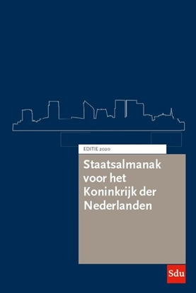 Afbeeldingen van Staatsalmanak voor het Koninkrijk der Nederlanden