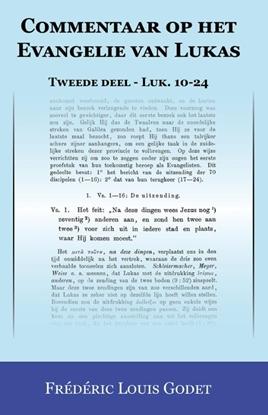 Afbeeldingen van Commentaar op het Evangelie van Lukas Tweede deel Luk. 10-24