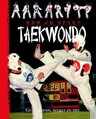 Afbeeldingen van Ken je sport Taekwondo
