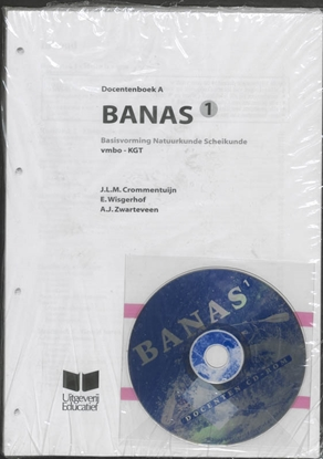 Afbeeldingen van Banas 1 Vmbo-KGT Docentenboek A