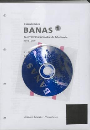 Afbeeldingen van Banas 1 Havo-vwo Docentenboek