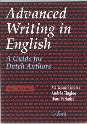 Afbeeldingen van Advanced writing in English