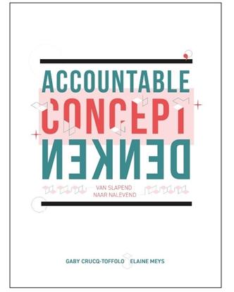 Afbeeldingen van Accountable conceptdenken