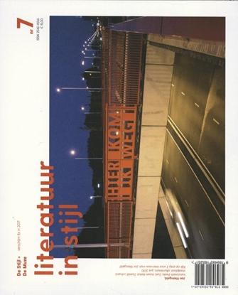 Afbeeldingen van De Stijl en De Muze Literatuur in Stijl & Slotsom in Stijl
