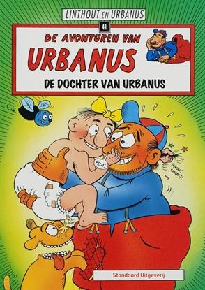 Afbeeldingen van De avonturen van Urbanus De dochter van Urbanus