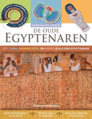 Afbeeldingen van Bezoek aan het verleden De oude Egyptenaren