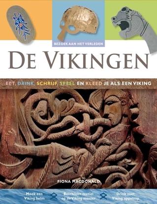 Afbeeldingen van Bezoek aan het verleden De Vikingen