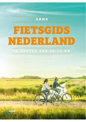 Afbeeldingen van ANWB Fietsgids Nederland