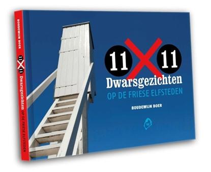 Afbeeldingen van 11 x 11 - Dwarsgezichten op de Friese elfsteden