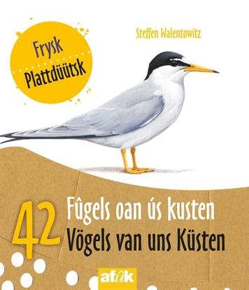Afbeeldingen van 42 Fûgels oan ús kusten 42 Vögels van uns Küsten