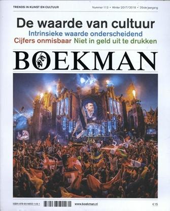 Afbeeldingen van Boekman De waarde van cultuur
