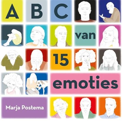 Afbeeldingen van ABC van 15 emoties