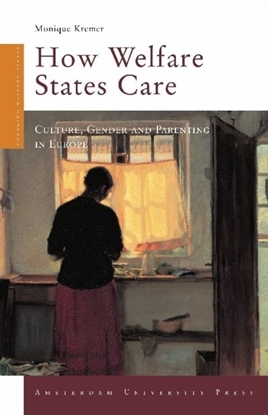 Afbeeldingen van Changing Welfare States How Welfare States Care