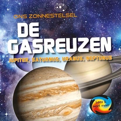 Afbeeldingen van Ons zonnestelsel De gasreuzen