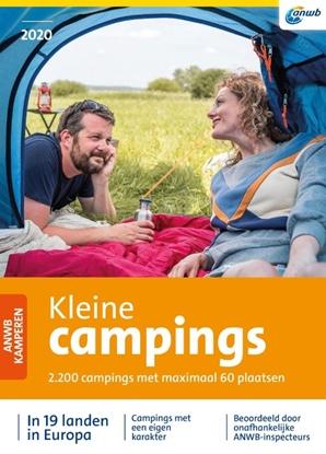 Afbeeldingen van ANWB kamperen Kleine Campings 2020