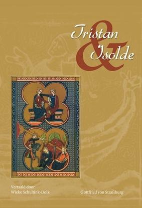 Afbeeldingen van Middeleeuwse studies en bronnen Tristan en Isolde