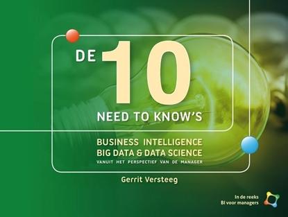 Afbeeldingen van Business Intelligence voor Managers De 10 need-to-know's