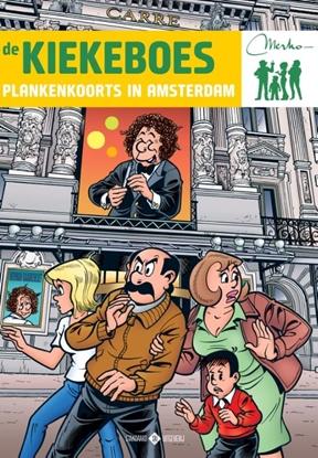 Afbeeldingen van De Kiekeboes Plankenkoorts in Amsterdam