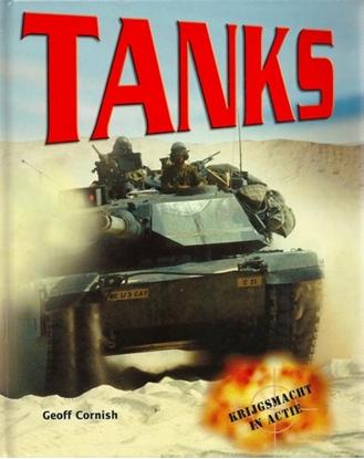 Afbeeldingen van Krijgsmacht in actie Tanks