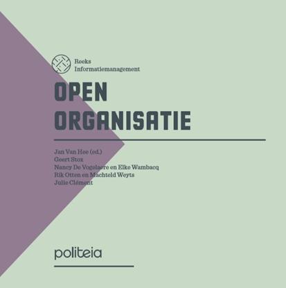 Afbeeldingen van Het nieuwe organiseren Open organisatie