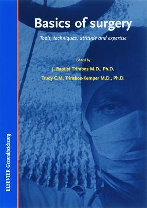 Afbeeldingen van Basics of surgery