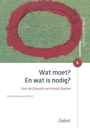 Afbeeldingen van Reeks: Sociale Wetenschappen Kruispunten Wat moet? En wat is nodig?