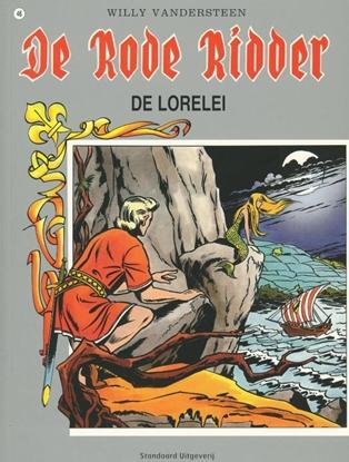 Afbeeldingen van De Rode Ridder De lorelei