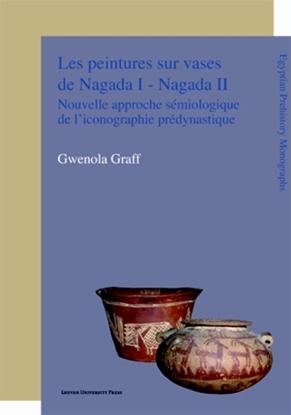 Afbeeldingen van Egyptian Prehistory Monographs Les peintures sur vases de Nagada I - Nagada II