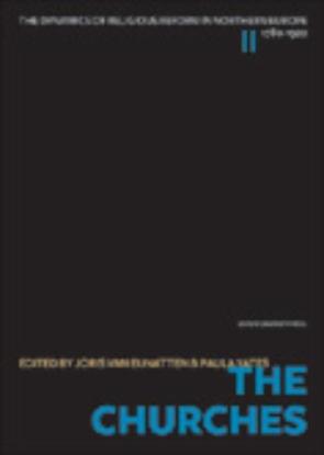 Afbeeldingen van Dynamics of religious reform The Dynamics of Religious Reform in Northern Europe, 1780-1920 The Churches