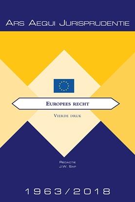 Afbeeldingen van Ars Aequi Jurisprudentie Jurisprudentie Europees recht 1963-2018