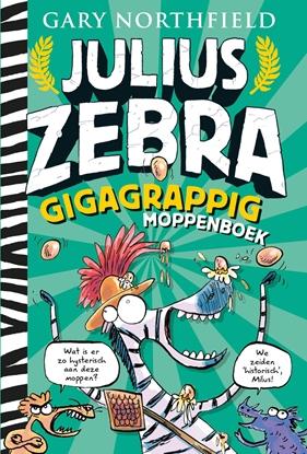 Afbeeldingen van Julius Zebra Gigagrappig moppenboek