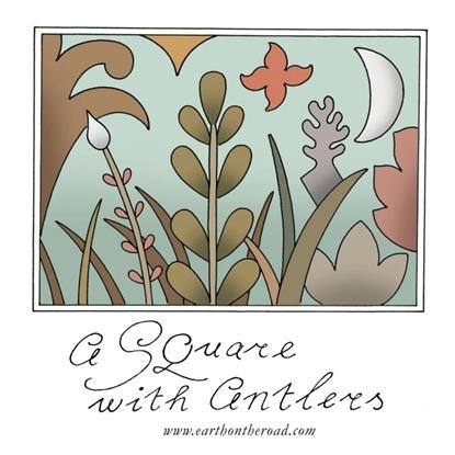 Afbeeldingen van A Square with Antlers