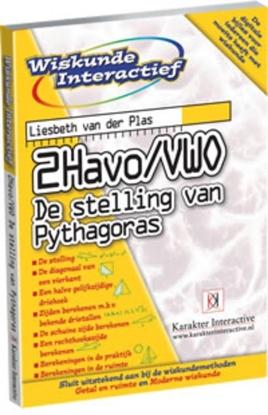 Afbeeldingen van Wiskunde Interactief 2Havo/vwo De stelling van Pythagoras