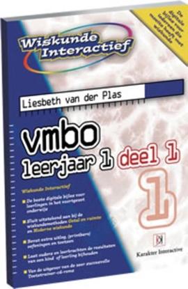 Afbeeldingen van Wiskunde Interactief Vmbo leerjaar 1 1