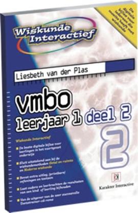 Afbeeldingen van Wiskunde Interactief Vmbo leerjaar 1 2