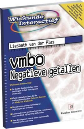 Afbeeldingen van Wiskunde Interactief Vmbo negatieve getallen