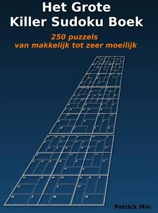 Afbeeldingen van Het grote killer sudoku boek