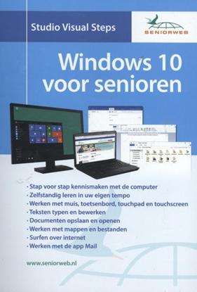 Afbeeldingen van Cursusboek Windows 10 voor senioren