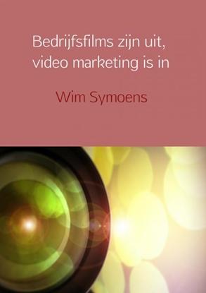 Afbeeldingen van Bedrijfsfilms zijn uit, video marketing is in