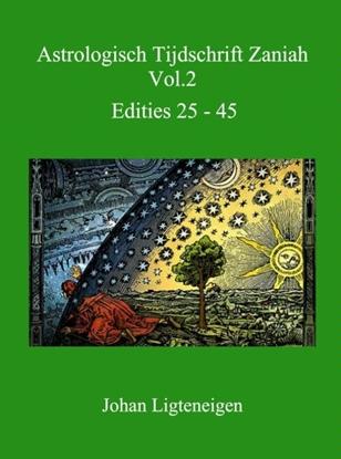 Afbeeldingen van Astrologisch Tijdschrift Zaniah Vol.2 edities 25-45