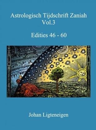 Afbeeldingen van Astrologisch tijdschrift Zaniah deel 46-48