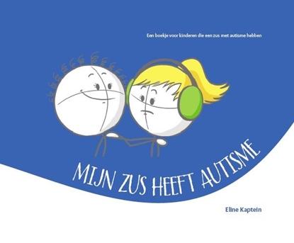 Afbeeldingen van De bijzondere kids boekenserie Mijn zus heeft autisme
