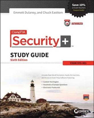Afbeeldingen van CompTIA Security+
