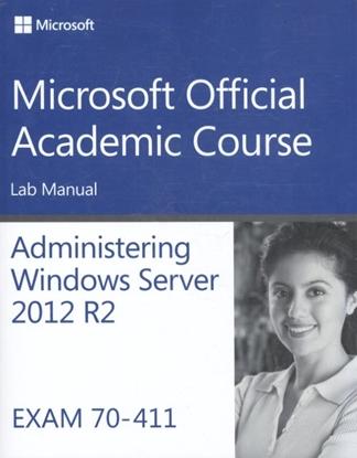 Afbeeldingen van Administering Windows Server 2012 R2 Lab Manual