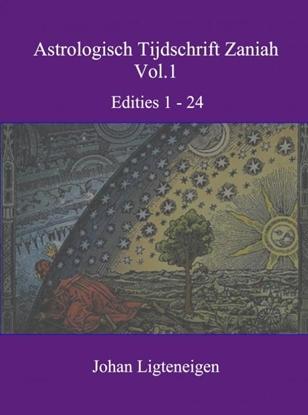 Afbeeldingen van Astrologisch tijdschrift Zaniah vol.1