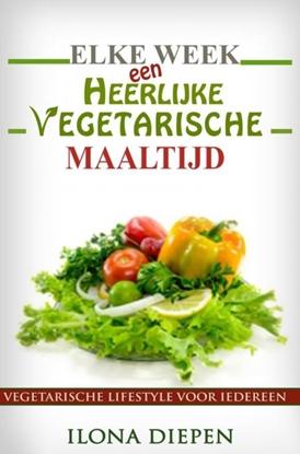 Afbeeldingen van Elke week een heerlijke vegetarische maaltijd