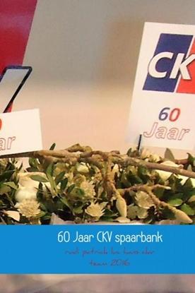 Afbeeldingen van 60 Jaar CKV spaarbank, 1956 -2016