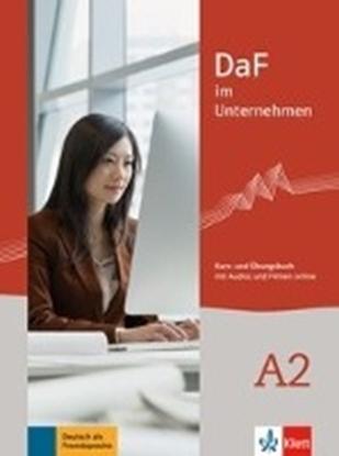 Afbeeldingen van DaF im Unternehmen A2 - Kurs- und Übungsbuch